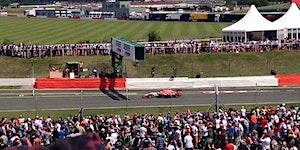 British Grand Prix Silverstone Charity Parking, 17-19...