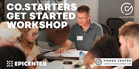 Get Started Workshop tickets