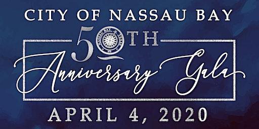 City of Nassau Bay 50th Anniversary Gala