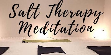 Salt Therapy Meditation tickets