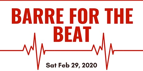 Barre for the Beat 2020 tickets