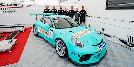 VIP Porsche Motorsport , BTCC  race experience with Brookspeed - The Drive tickets