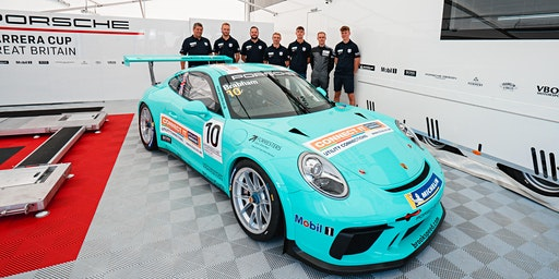 VIP Porsche Motorsport , BTCC  race weekend with Brookspeed - The Drive