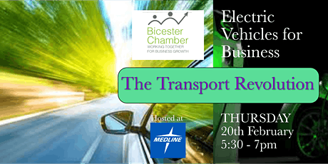 Electric Vehicles for Business tickets