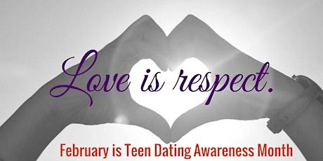 """Building Healthy Relationships"" Teen Dating Awareness Seminar tickets"