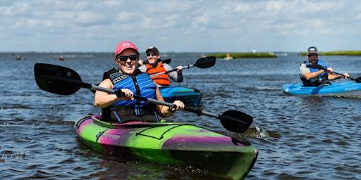 PADDLEFEST 2020 at Delaware Seashore State Park