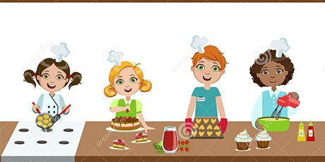 Copy of Kids Cooking Class: Spaghetti tickets