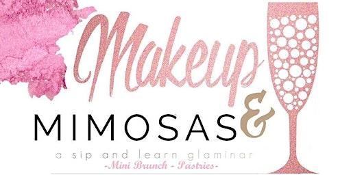 """Makeup & Mimosas """" Mastering your own Makeup"""""""