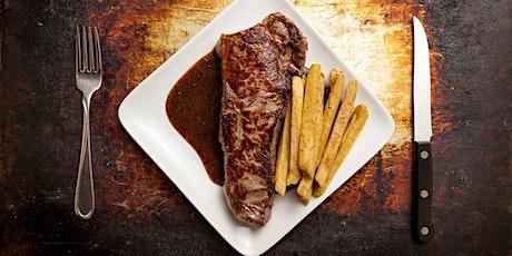 Teen's Kitchen: Steak Frites  tickets