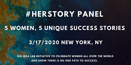 #HerStory Panel x New York, New York, USA tickets