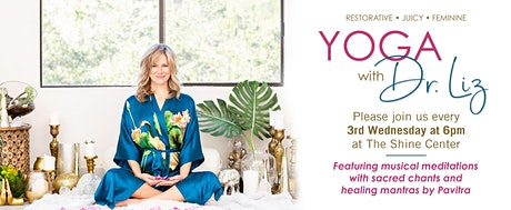 Goddess Yoga with Dr. Liz tickets