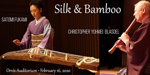 Silk and Bamboo - A Concert of Japanese Music