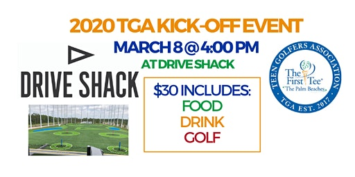 TGA Kick-Off Event @ Drive Shack