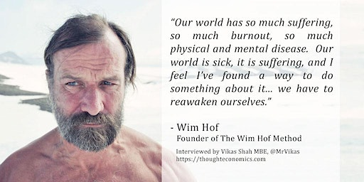 Introduction to Wim Hof Breathing