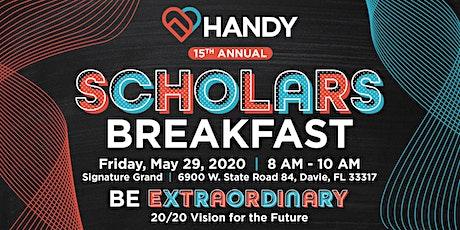 15th Annual Scholars Breakfast tickets