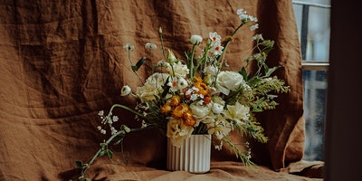 Spring Flower Arranging Workshop hosted by Style Your Spaces