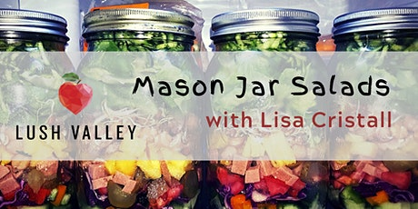 Mason Jar Salads tickets