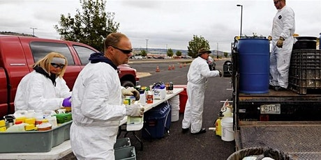EPC August 7, 2020 Clean Sweep Household Hazardous Waste Collection tickets