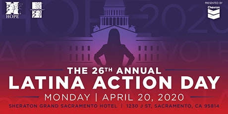 2020 Latina Action Day tickets