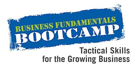 Business Fundamentals Bootcamp   Minneapolis: October 7, 2020 tickets