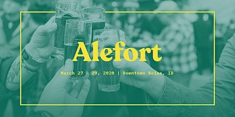 Alefort 2020 - The Buzz Pass tickets