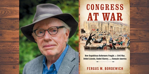 Fergus M. Bordewich - Congress at War