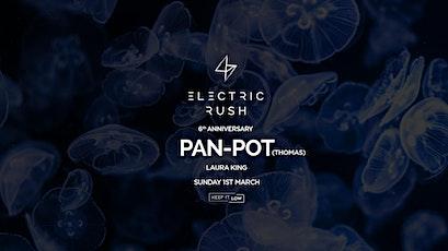 Electric Rush ft. Pan-Pot tickets