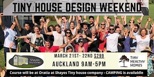 Tiny House Design Weekend (Auckland)