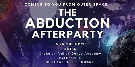THE ABDUCTION - AFTERPARTY 2020