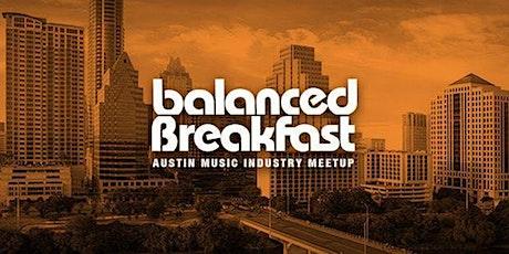 BB Austin Music Industry Meetup at Genuine Joe Coffee tickets
