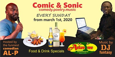 Comic & Sonic Sundays