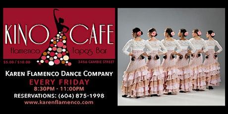 Kino Cafe - Karen Flamenco Dance Company tickets