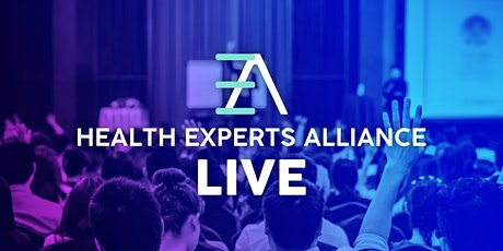 2020 Health Experts Alliance LIVE in Atlanta, GA tickets