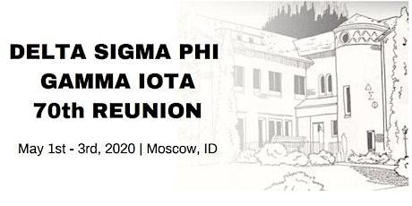 Gamma Iota 70th Reunion tickets