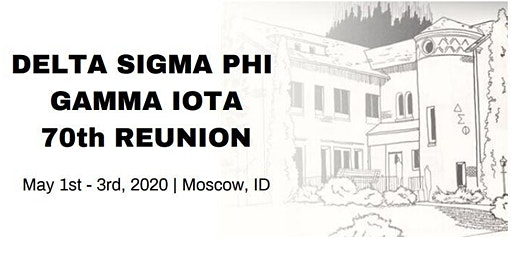 Gamma Iota 70th Reunion
