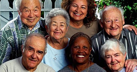 Mental Health First Aid for Older Adults tickets