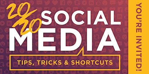 Arcadia, CA - Social Media Training - Feb. 25th