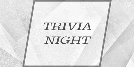 Bible Trivia Youth Fundraiser Night tickets