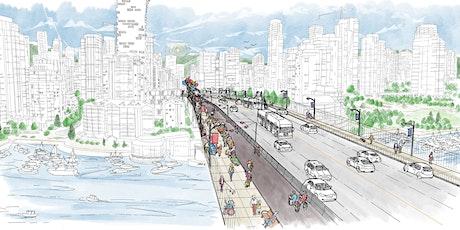 Youth Walk-shop & Idea Jam: Re-imagine the Granville Street Bridge tickets