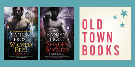 Bad Romance Book Club: Shades of Wicked & Wicket Bite by Jeaniene Frost tickets