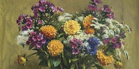 Robert K. Semans | Painting Spring Florals Workshop tickets