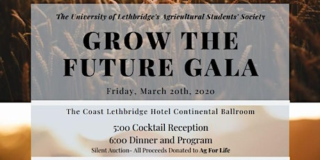 Grow the Future Gala tickets