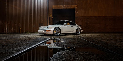 Automotive Lightpainting Photography Workshop