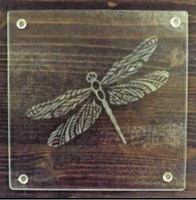 Single Mom's Class - Glass Etching