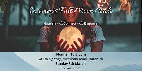 Women's Full Moon Circle tickets