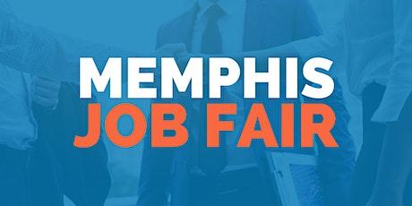 Memphis Job Fair - June 3, 2020 - Career Fair tickets