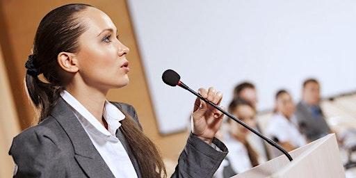 Newcastle Public Speaking Workshop
