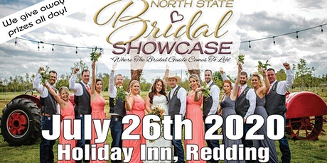 North State Bridal Showcase July 26th 2020 tickets