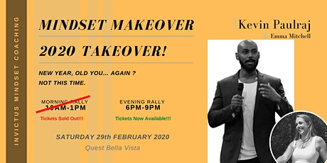 Mindset Makeover 2020 Takeover! tickets