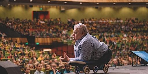 Inspirational Speaker John Courtis  - Open to Latrobe Valley Schools only